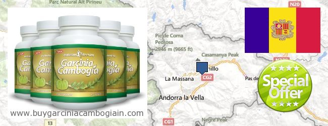 Where to Buy Garcinia Cambogia Extract online Andorra