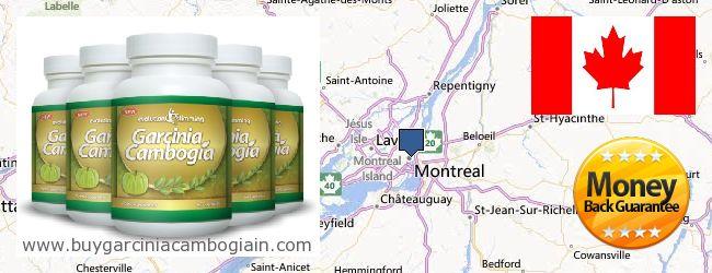 Where to Buy Garcinia Cambogia Extract online Montréal QUE, Canada