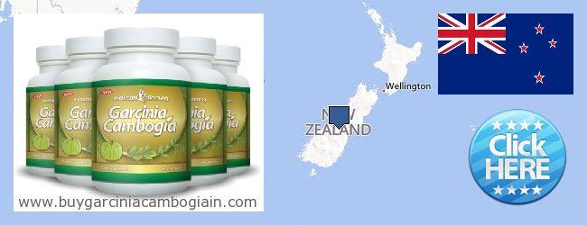 Where to Buy Garcinia Cambogia Extract online New Zealand