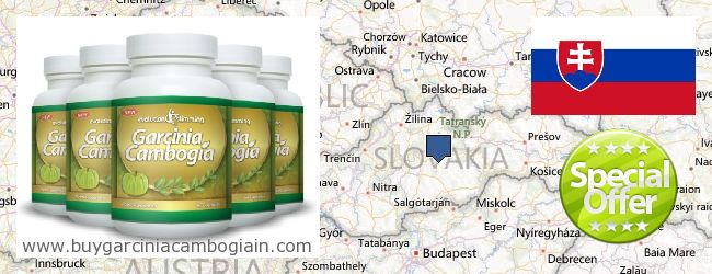 Where to Buy Garcinia Cambogia Extract online Slovakia